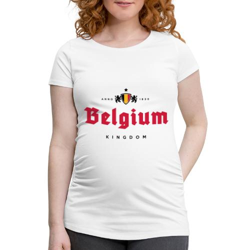 Bierre Belgique - Belgium - Belgie - T-shirt de grossesse Femme