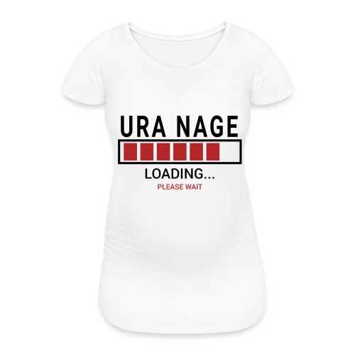 Uranaga Loading... Pleas Wait - Koszulka ciążowa