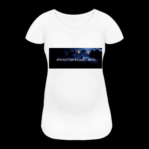#PHANTOM #SQUAD #NSR Shirt - Frauen Schwangerschafts-T-Shirt