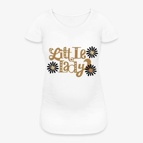 large_little-lady - T-shirt de grossesse Femme