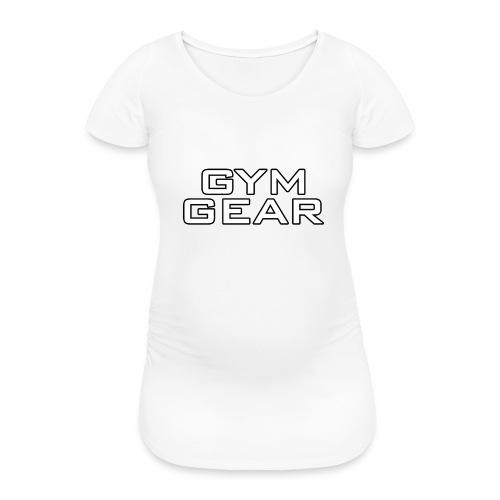 Gym GeaR - Women's Pregnancy T-Shirt