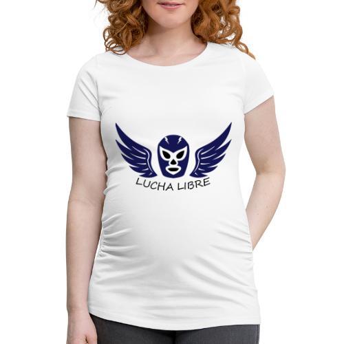 Lucha Libre - T-shirt de grossesse Femme