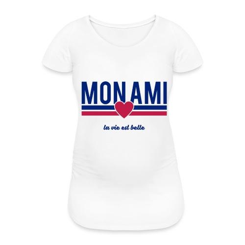 Mon Ami - Women's Pregnancy T-Shirt
