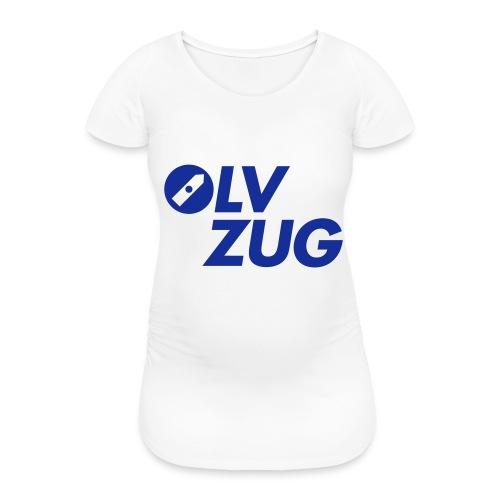 OLV_Zug_Logo_2_Z_ohneRand - Frauen Schwangerschafts-T-Shirt