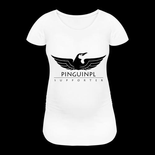 zwolennikiem Blackline - Koszulka ciążowa