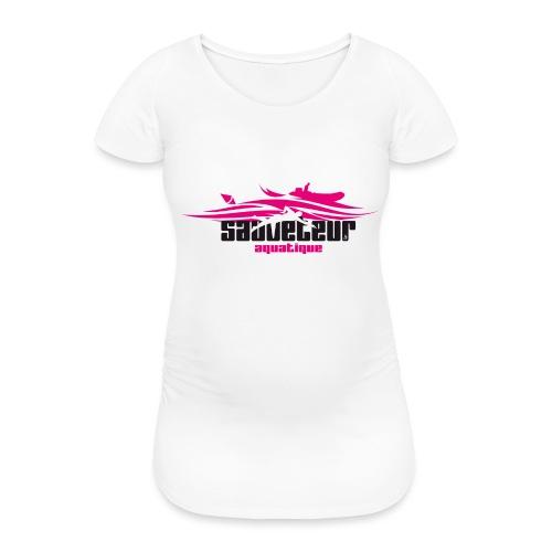 sauveteur aquatique - T-shirt de grossesse Femme