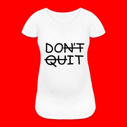 Don't Quit, Do It - Vente-T-shirt