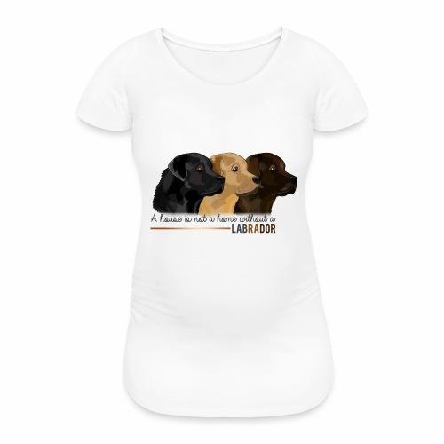 Labrador - T-shirt de grossesse Femme