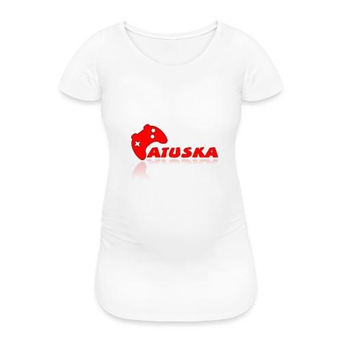 Atuska - Naisten äitiys-t-paita