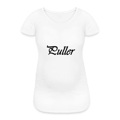 Puller Slight - Vrouwen zwangerschap-T-shirt