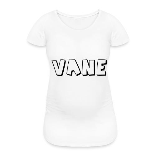 Vane - Clean'n'Simple - Frauen Schwangerschafts-T-Shirt