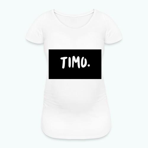 Ontwerp - Vrouwen zwangerschap-T-shirt