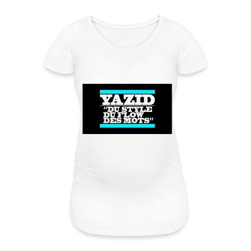 jdfcrea serie 1 - T-shirt de grossesse Femme