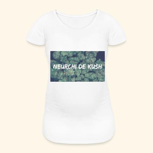 NEURCHI DE KUSH - T-shirt de grossesse Femme