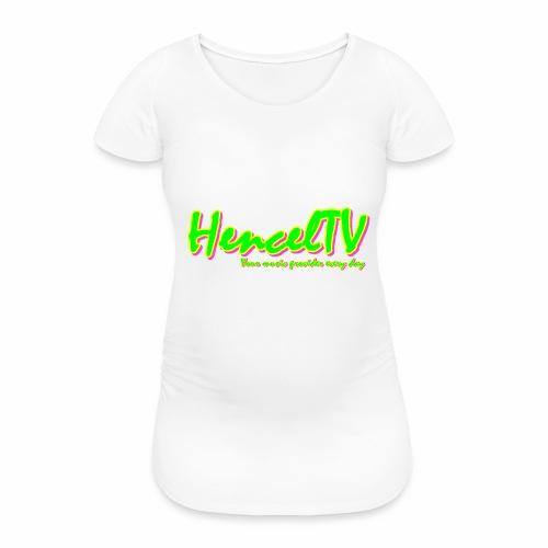 HencelTV - Women's Pregnancy T-Shirt