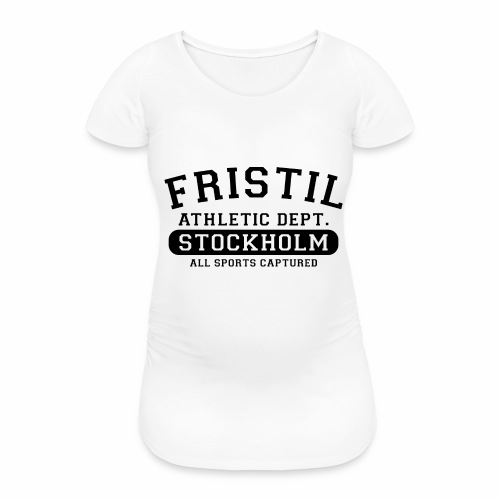 Athletic Dept. Stockholm - Gravid-T-shirt dam