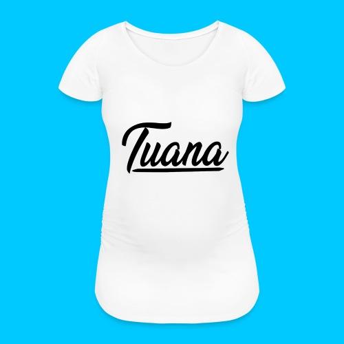 Tuana - Vrouwen zwangerschap-T-shirt