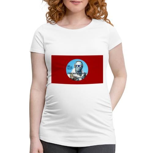 Match 2.0 - Gravid-T-shirt dam