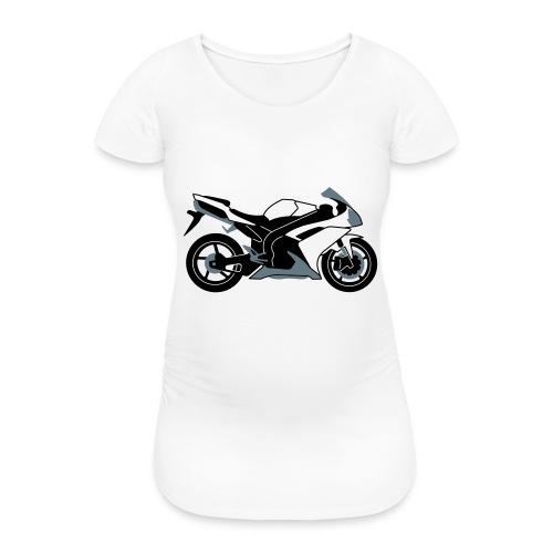 R1 07-on V2 - Women's Pregnancy T-Shirt