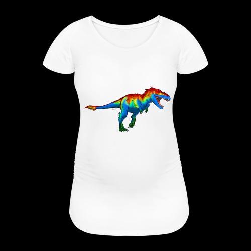 T-Rex - Women's Pregnancy T-Shirt