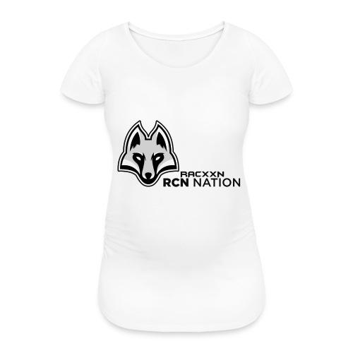 RACXXN HOODIE - Frauen Schwangerschafts-T-Shirt