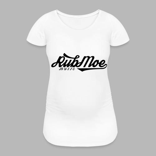 RubMoe - T-skjorte for gravide kvinner