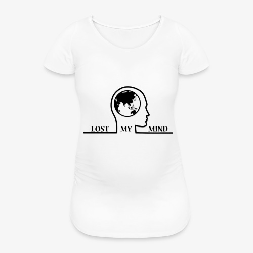 LOSTMYMIND - Women's Pregnancy T-Shirt