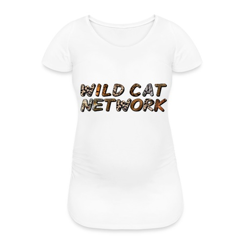 WildCatNetwork 1 - Women's Pregnancy T-Shirt