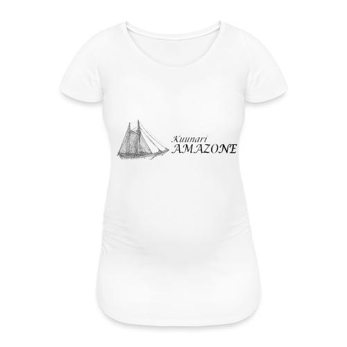 vessel-png - Naisten äitiys-t-paita