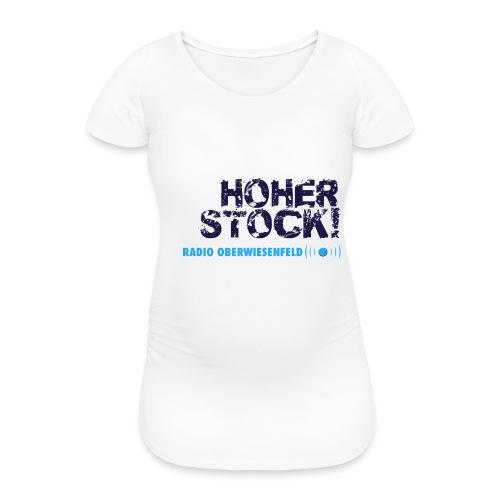 Unterbux Highsticking png - Frauen Schwangerschafts-T-Shirt