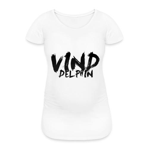 VindDelphin - Women's Pregnancy T-Shirt