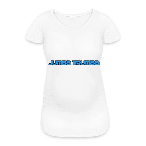 Jumba Trumba Spreadshirt - Women's Pregnancy T-Shirt