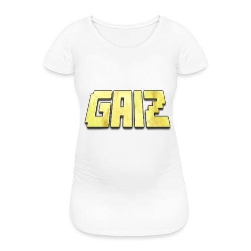 POw3r-GADGET - Maglietta gravidanza da donna