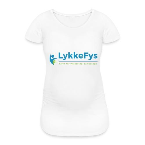 Lykkefys Esbjerg - Vente-T-shirt