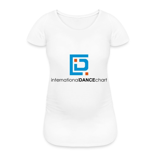 International Dance Chart - Camiseta premamá