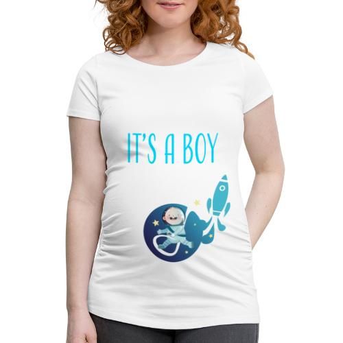 It's a Boy! Witzige süße Umstandsmode T-Shirt - Frauen Schwangerschafts-T-Shirt