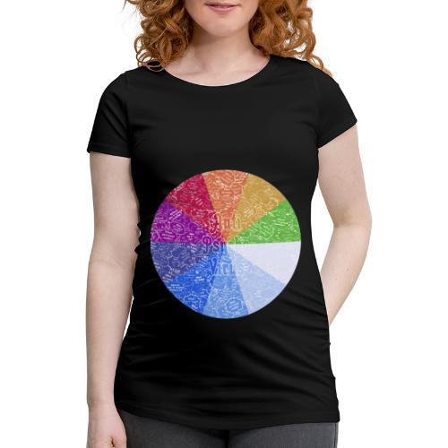 APV 10.1 - Women's Pregnancy T-Shirt