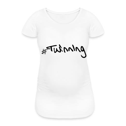 twinning - Vrouwen zwangerschap-T-shirt