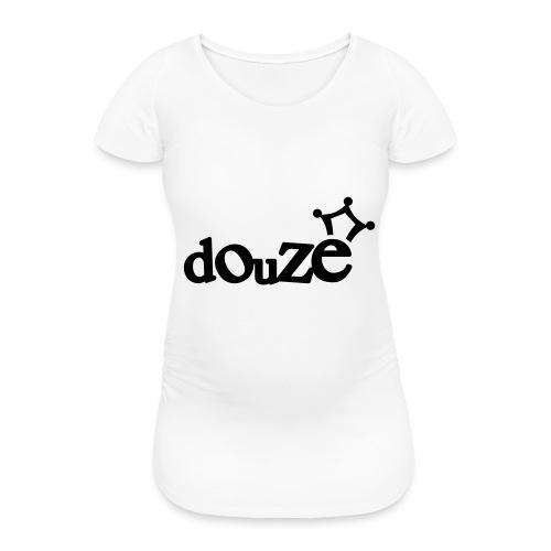 logo_douze - T-shirt de grossesse Femme