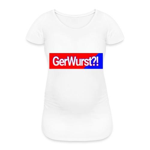 IMG 20170308 182224 - Vrouwen zwangerschap-T-shirt