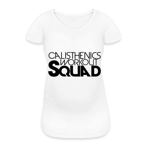 CWS Logo - Frauen Schwangerschafts-T-Shirt
