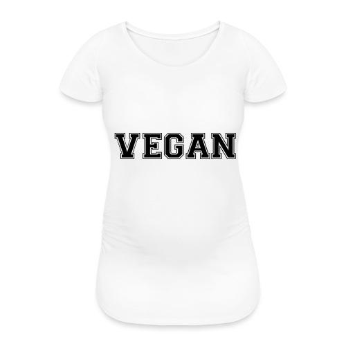 Vegan sports - Naisten äitiys-t-paita
