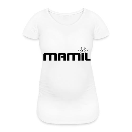 mamil1 - Women's Pregnancy T-Shirt