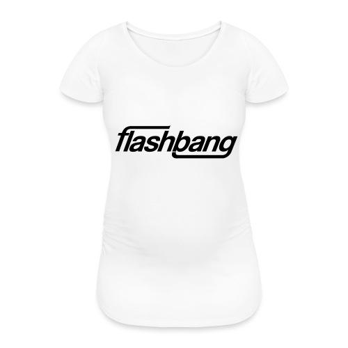 FlashBang Enkel - 100kr Donation - Gravid-T-shirt dam