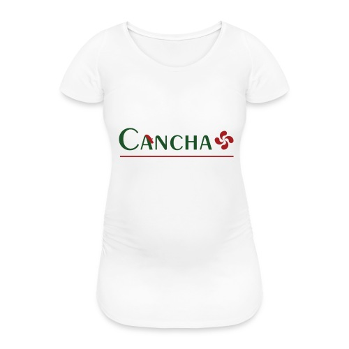 Cancha - T-shirt de grossesse Femme