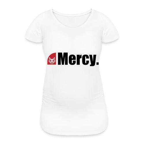 Mercy. - Frauen Schwangerschafts-T-Shirt