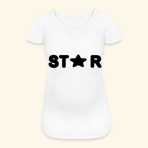 Star of Stars - Women's Pregnancy T-Shirt