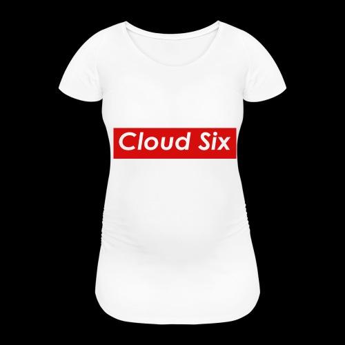 Cloud Six - Naisten äitiys-t-paita