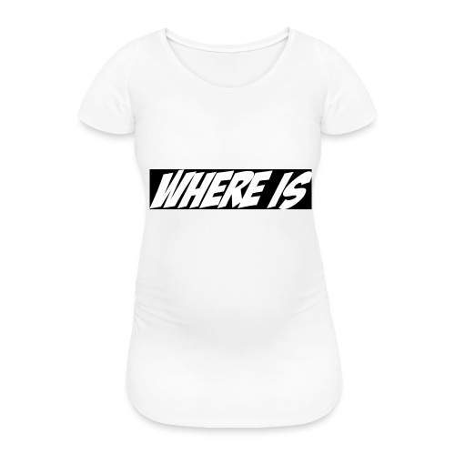 Where IS - T-shirt de grossesse Femme