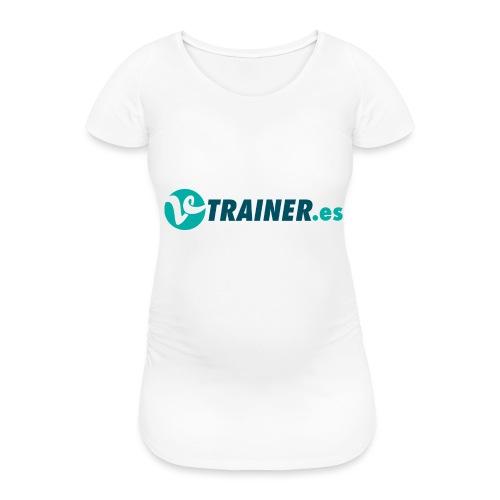 VTRAINER.es - Camiseta premamá